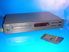Reproductor de CD NAD modelo C541i buen estado-con mando-damos garantia