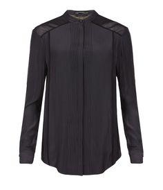 Nishio Shirt, Women, Tops, AllSaints Spitalfields