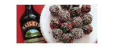 How To Make Baileys Christmas Truffles