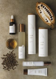 ~Amala - luxury organic skincare line founded in Germany~