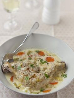 Photo 2 de recette Waterzoi de poulet - Marmiton