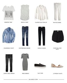 My Capsule Wardrobe Experiment: Part One - Why I Decided To Pare Down   Apartment Therapy