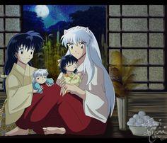 family night - Inuyasha.:The Final Act:. Fan Art  - Fanpop ...