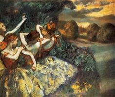 Edgar Degas Four Dancers painting for sale, this painting is available as handmade reproduction. Shop for Edgar Degas Four Dancers painting and frame at a discount of off. Edgar Degas, National Gallery Of Art, Art Gallery, National Art, Camille Pissarro, Manet, Degas Dancers, Ballet Dancers, Ballerinas