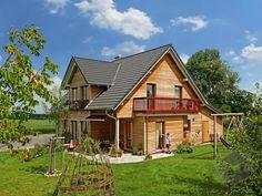 Rottenburg von Keitel-Haus  Wohnfläche gesamt161,52 m² Zimmeranzahl7 Landhaus-Stil | Satteldach-Klassiker| Satteldach Fertighaus.de