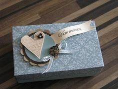 Knabberchens-Stempelblog: Mal wieder eine Schachtel