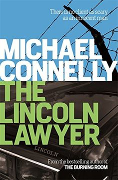 The Lincoln Lawyer (Mickey Haller 1) by Michael Connelly https://www.amazon.co.uk/dp/1409156052/ref=cm_sw_r_pi_dp_9OhzxbCGEBBPX