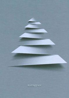 Sapin de Noël  Christmas Tree  RHEINZINK - tinsmithing  http://weathertightroofinginc.com #hemet #christmas #christmasstuff #christmaslights #christmasrecipies #christmasrecipieseasy