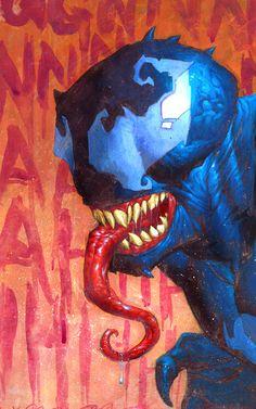 Venom by Nic Klein