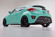 Hyundai Veloster Turbo JP Edition Concept at 2012 SEMA - Photo ...