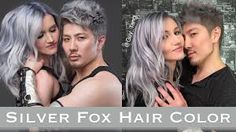 Image result for white hair with kenra silver metallic 10sm