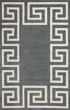 Satara Greek Key Rug