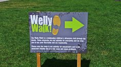Welly Walk