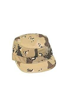47876c9415f Ultra Force Desert Camo Fatigue Cap
