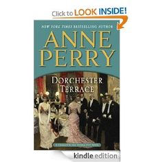 Her mysteries are fine when I'm in the mood for 19th century London, but Anne Perry puzzles me exceedingly. I'm heading to the library tomorrow to check this out.