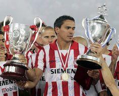 Giovanni Silva De Oliveira ;)) Greece, Idol, Football, Club, Sports, Chelsea, Legends, Passion, Red