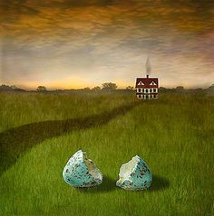 Maggie Taylor, Small Home