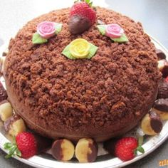 Tiramisu, Pudding, Cake, Ethnic Recipes, Food, Kitchens, Pie Cake, Meal, Custard Pudding