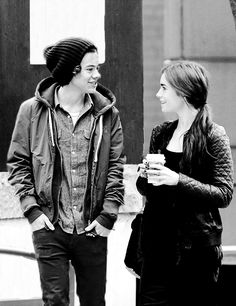 lily collins and harry styles - Google Search