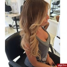 Ombre Hair ❤️