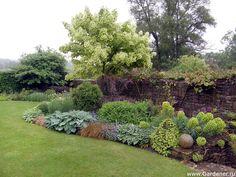 Stone House Garden   Ландшафтный дизайн садов и парков