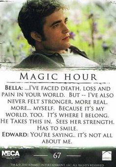 #TwilightSaga #Eclipse - Magic Hour #67
