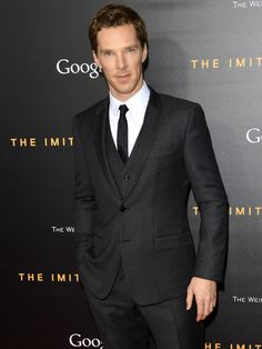 Benedict Cumberbatch: Sherlock might be sexy but 'I sure as hell ain't'