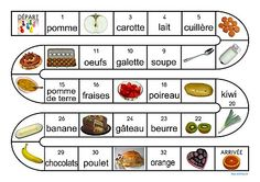 jeu de lecture French Teaching Resources, Teaching French, Classroom Tools, Classroom Games, French For Dummies, French Flashcards, Kindergarten Language Arts, Core French, Teaching Schools