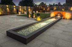 minimalistischer Garten von Robert Hughes Garden Design