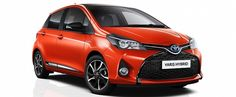 2016 Toyota Yaris Orange Edition Is Unmistakably Orange | Toyota of Hollywood