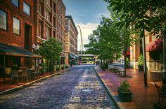 'Laclede's Landing' ~ St. Louis, MO