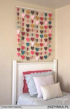 mur de cœurs