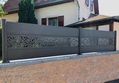 House Main Gates Design, Front Gate Design, Door Gate Design, House Design, Front Gates, Entrance Gates, Balustrade Balcon, Modern Fence Design, Privacy Fence Designs