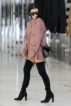 kourtney kardashian yeezus sweater - Google Search