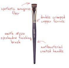 Smith Cosmetics 220 Eyeshadow Finishing Brush