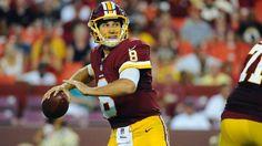 Redskins' Jay Gruden maintains 'total faith' in QB Kirk Cousins