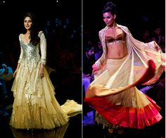 Manish Malhotra http://www.manishmalhotra.in/ shows garments of ultimate beauty and style