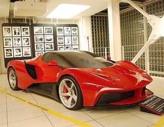 Museo Ferrari: the only official Ferrari museum (© Microsoft)