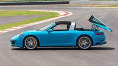 Resultado de imagem para porsche 911 facelift 2017
