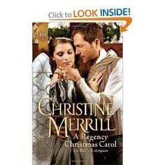 A Recency Christmas Carol by Christine Merrill