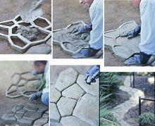 pavement mold diy paver mold for garden
