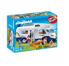 Amazon.com: Playmobil 4859 Family Camper (2010): Toys & Games