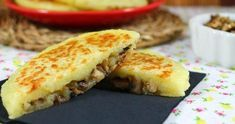 Mira qué bocados tan originales hechos con puré de patata nos enseñan a preparar desde el blog MINUTOS DE COCINA.