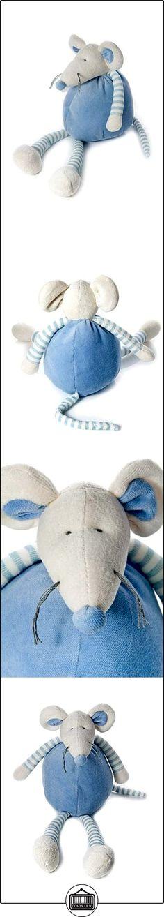 Ratón de peluche azul de 34 cm para niños recién nacidos  ✿ Regalos para recién nacidos - Bebes ✿ ▬► Ver oferta: http://comprar.io/goto/B00D91SXQ0