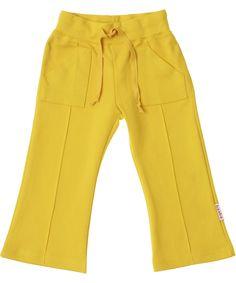 Baba Babywear super leuke gele milano broek. baba-babywear.nl.emilea.be