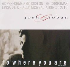 Josh Groban - To Where You Are piano sheet music. More free piano sheets at www.pianohelp.net