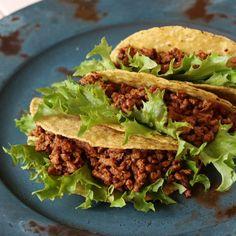 The Hungry {Romance} Writer: Homemade Tacos & Seasoning Mix