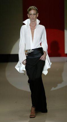 the white shirt gianfranco ferre | The White Shirt Gianfranco Ferré