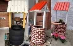 La préparation est simple, vous avez juste besoin de quelques morceaux de PVC pour former les tuiles, vous pouvez les coller ou mettre des vis, quelques morceaux de bois, un peu de peinture dans ce cas c'est la peinture à l'huile.