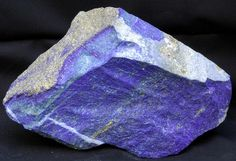 Lapis with Pyrite by Wood's Stoneworks and Photo Factory, via Flickr
